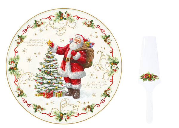 Easy Life, Magic Christmas Kuchenplatte 32 cm